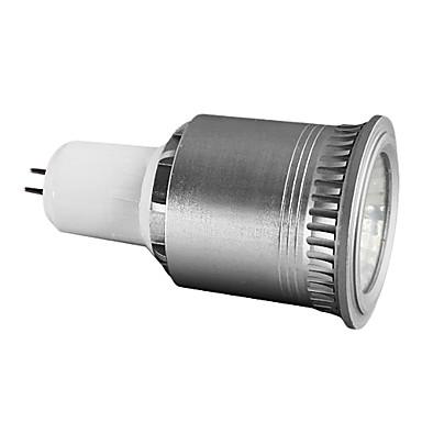 g5.3 7w 600lm hvid 6000k lys led spotpære (ac 100-240v)