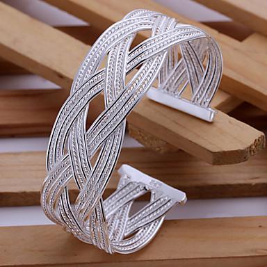 Damen Armband - Stilvoll Armbänder Schmuck Silber Für Veranstaltung / Fest Alltagskleidung