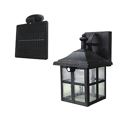 Wall Light lysdioder LED Genopladelig Dekorativ med Infrarød Sensor 1pc