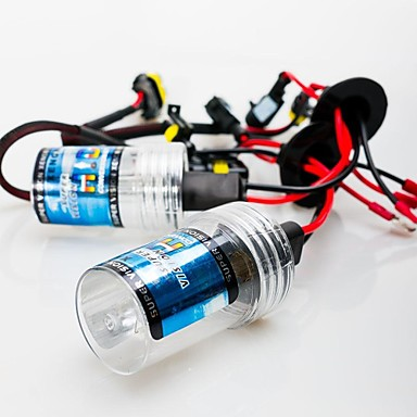 Недорогие Автомобильные фары-H1 Автомобиль Лампы 35W Налобный фонарь For Великая стена / BMW / Ford