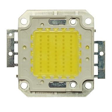 jiawen® 50w 4000-4500lm 6000k холодный белый привело чип (постоянного тока 30-33v)