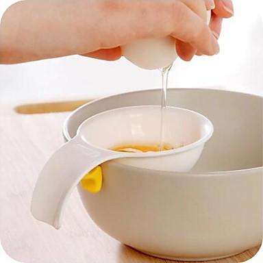 Kunststoff Kreative Küche Gadget Für Egg Schaumlöffel