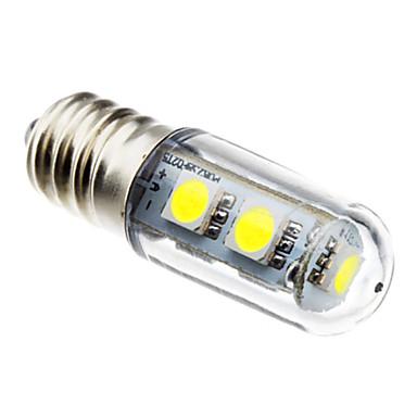 E14 LED-maïslampen 7 leds SMD 5050 Decoratief Natuurlijk wit 80lm 6000K AC 220-240V