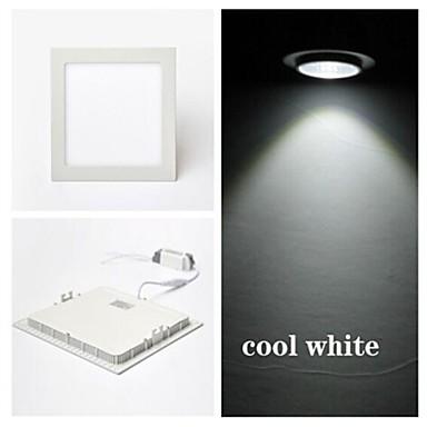 300 lm Deckenleuchten / Instrumententafel-Leuchten Eingebauter Retrofit 15 LED-Perlen SMD 2835 Kühles Weiß 85-265 V / RoHs
