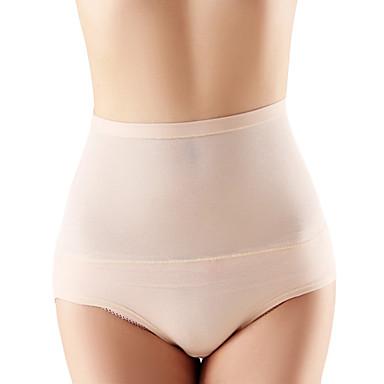 femei corp subțire pantaloni scurți lenjerie de corp de forma slip slăbire burtă solduri ridicare chilotei de control de înaltă talie piele ny015