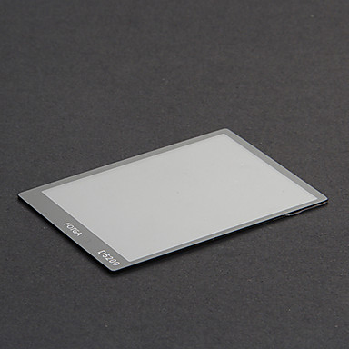 fotga® d5200 professionele pro optisch glas lcd screen protector