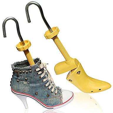 2 buc Lemn Calapod Pantofi Unisex Toate Sezoanele Casual