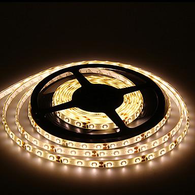 a condus benzi flexibile SMD3528 LED-uri de 600 de 5m impermeabil cu pu mare luminos