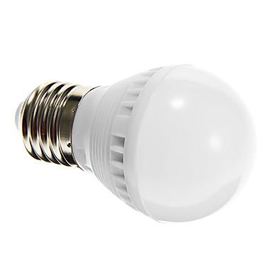 250-280 lm E26/E27 LED Kugelbirnen G45 10 Leds SMD 2835 Sensor Geräusch aktiviert Natürliches Weiß Wechselstrom 220-240V