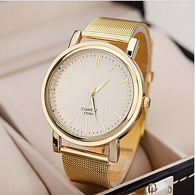 Pentru femei Ceas de Mână Ceas Casual Aliaj Bandă Charm / Modă Auriu