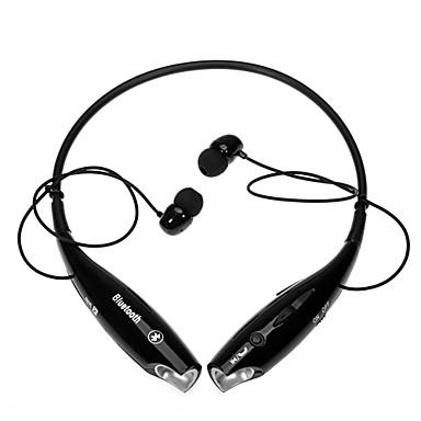 HV-800 căști stereo Bluetooth muzică guler universal wireless pentru telefoane mobile