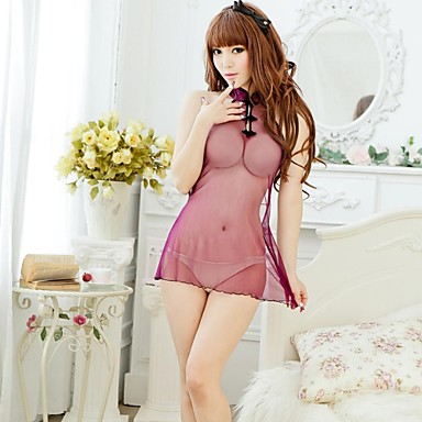 6653e0b09 sexy backless lingerie transparente das mulheres elonbo de 2034330 ...