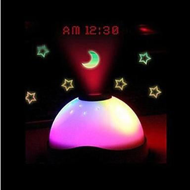 1шт Небесный проектор NightLight Батарея Датчик Водонепроницаемый