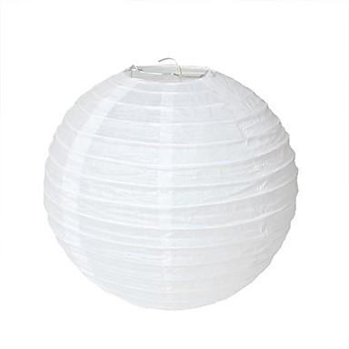 14 inch chineză lanternă hârtie rotund (mai multe culori)