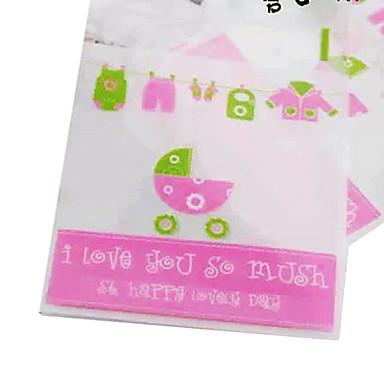 Рождение ребенка Партия выступает и Подарки-10Шт./набор Мешочки