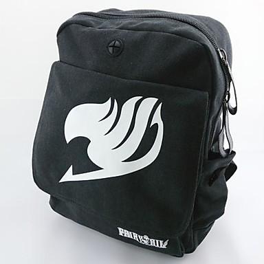 Tasche Inspiriert von Fairy Tail Cosplay Anime Cosplay Accessoires Tasche Rucksack Segeltuch Nylon Herrn neu