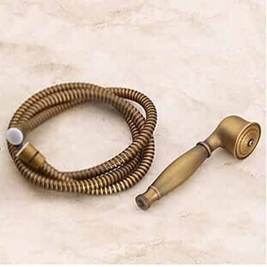 Csaptelep tartozék - Kiváló minőségű - Antik Sárgaréz Kézi zuhanykészlet - Befejez - Antik bronz