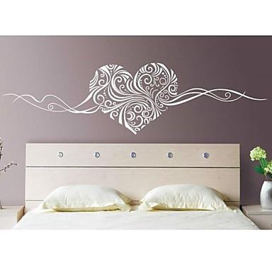 Abstrakt Stillleben Romantik Mode Blumen Wand-Sticker Flugzeug-Wand Sticker Dekorative Wand Sticker, Vinyl Haus Dekoration Wandtattoo Wand