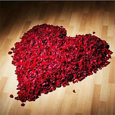 144 stks 10 clor rose zijden bloem bruiloft kunstbloem bloemblaadjes