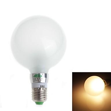 E26/E27 Bulb LED Glob G60 14 led-uri SMD 5730 Decorativ Alb Cald 660-700lm 3000-3500K AC 100-240V