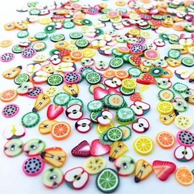300 Seturi de decorare Fructe Modă Încântător Calitate superioară Zilnic
