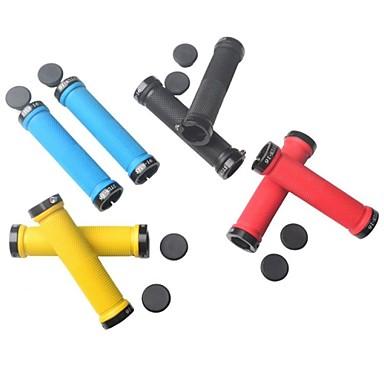 Велоспорт Ручки Велоспорт Красный Черный Синий Желтый Алюминий резина Сплав