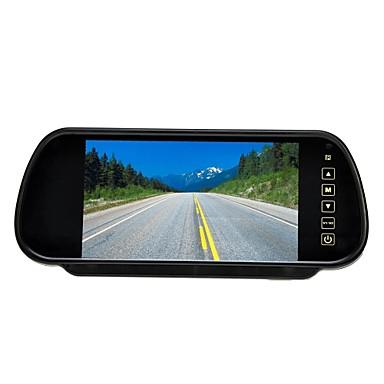 ЖК-экран, Зеркало монитор + камера заднего вида для парковки с функцией ночного видения, для автомобилей