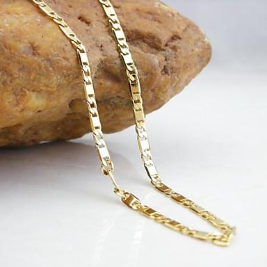 Damen Ketten - Modisch Golden Modische Halsketten Schmuck Für Hochzeit, Party, Alltag