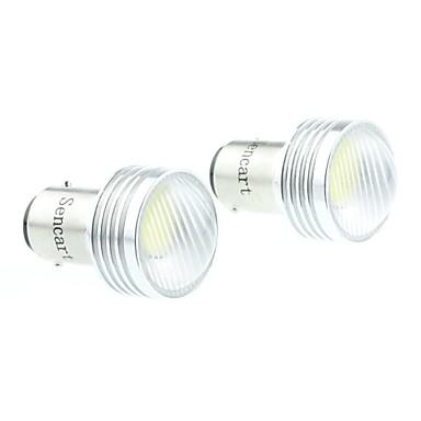 BA15S (1156) Auto Leuchtbirnen 3W COB 220-260lm LED Blinkleuchte For Universal