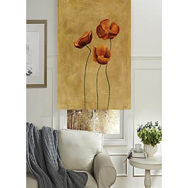картина маслом стиль яркий цветочный кластер ролик тени