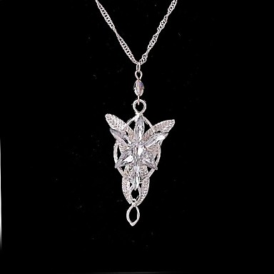 Women's Fashion Pendant Necklace Alloy Pendant Necklace , Special Occasion Birthday Gift