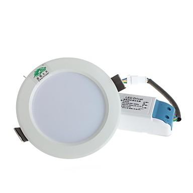 3W Потолочный светильник Утапливаемое крепление 12 SMD 5730 280 lm Тёплый белый Холодный белый Естественный белый Декоративная AC 85-265 V
