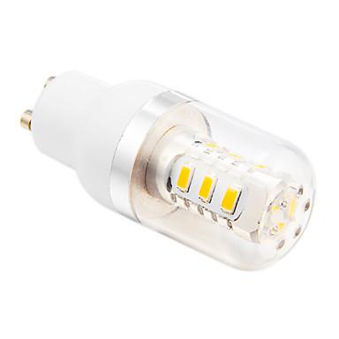 GU10 Becuri LED Corn T 15 led-uri SMD 5730 Alb Cald 280lm 2500-3500K AC 85-265V