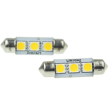 SO.K Girlande Auto Leuchtbirnen SMD LED- 120-160 lm Innenbeleuchtung For Universal