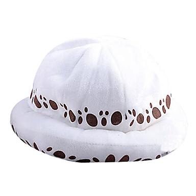 Hat/Cap Inspired by One Piece Trafalgar Law Anime Cosplay Accessories Hat Cap Terylene Men's