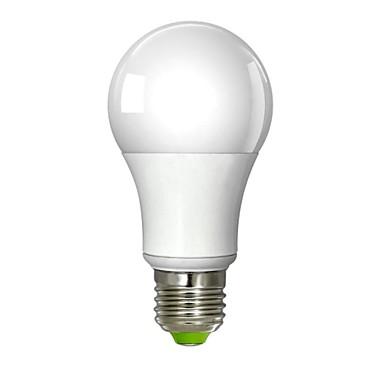 1180lm E26 / E27 Круглые LED лампы A60(A19) 1 Светодиодные бусины COB Диммируемая Тёплый белый / Холодный белый 220-240V / RoHs
