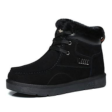 0cd87240d73 ανδρικά παπούτσια mulinsen μπότες χιονιού επίπεδη τακούνι μποτάκια  περισσότερα χρώματα διαθέσιμα