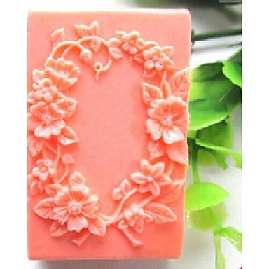 bakvorm Taart Koekje Cake Silicium Rubber Milieuvriendelijk DHZ 3D