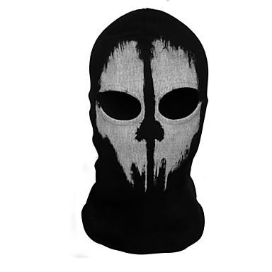 Gevatter Tod Maske Herrn / Damen Halloween Fest / Feiertage Halloween Kostüme Druck