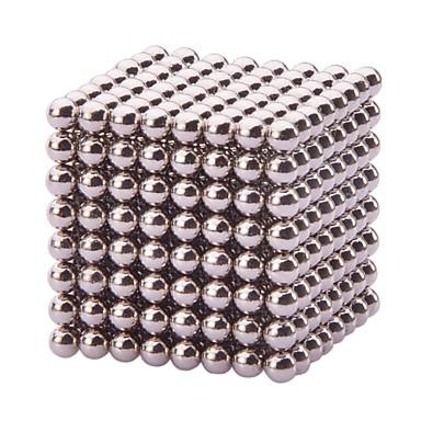 216/512 pcs 3mm / 5mm Magnetisch speelgoed Magnetische ballen / Bouwblokken / Puzzle Cube Magneet / Neodymium magneet Creatief / Magnetisch / intelligent Geschenk
