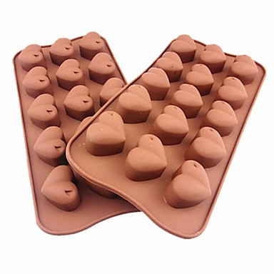 Mold For Chocolate For Pie For Cake Silicone Eco-friendly DIY High Quality
