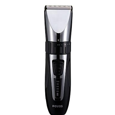 Κουρευτικές Μηχανές · 1pc ανοξείδωτο χάλυβα ηλεκτρικό ψαλίδι μαλλιών με δύο  δέμα της μπαταρίας και 5 επίπεδα μικρο- 83562e10ba6