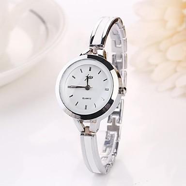 Damen Armbanduhr Armbanduhren für den Alltag Legierung Band Charme / Modisch Silber