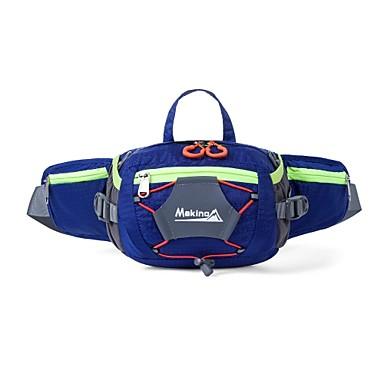 Bel Çantaları Kemer Kılıfı için Tırmanma Bisiklete biniciliği/Bisiklet Kamp & Yürüyüş Seyahat Plecaki sportoweSu Geçirmez Hızlı Kuruma