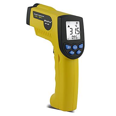 30-420 ℃ lcd dijital el ir kızılötesi termometre sıcaklığı ölçüm cihazı hp-420