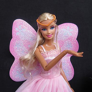 Prințesă Rochii Pentru Barbie Doll Poliester Rochie Pentru Fata lui păpușă de jucărie