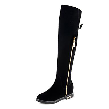 2e4928d7bab97 buty damskie okrągły nosek niski obcas skórzane Kozaki Kozaki więcej kolory  dostępne