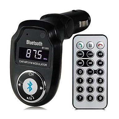 Cwxuan BT-303 V2.1 Zestawy samochodowe Bluetooth Samochodowy zestaw głośnomówiący