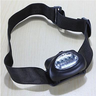 LS126 Kafa Lambaları LED Su Geçirmez / Küçük Boy / Acil Kamp / Yürüyüş / Mağaracılık / Günlük Kullanım / Bisiklete biniciliği