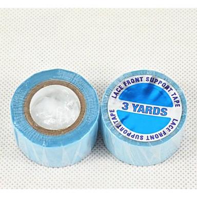 schnüren Sie sich vordere Trägerband 2.5cm 3yards amerikanisch blau Kleber